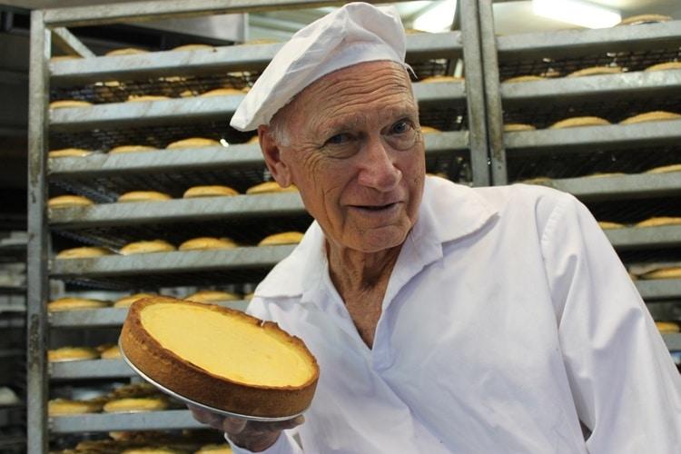 Frank Goldsteins original cheesecake
