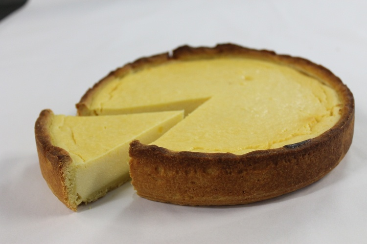 Goldsteins baked cheesecake
