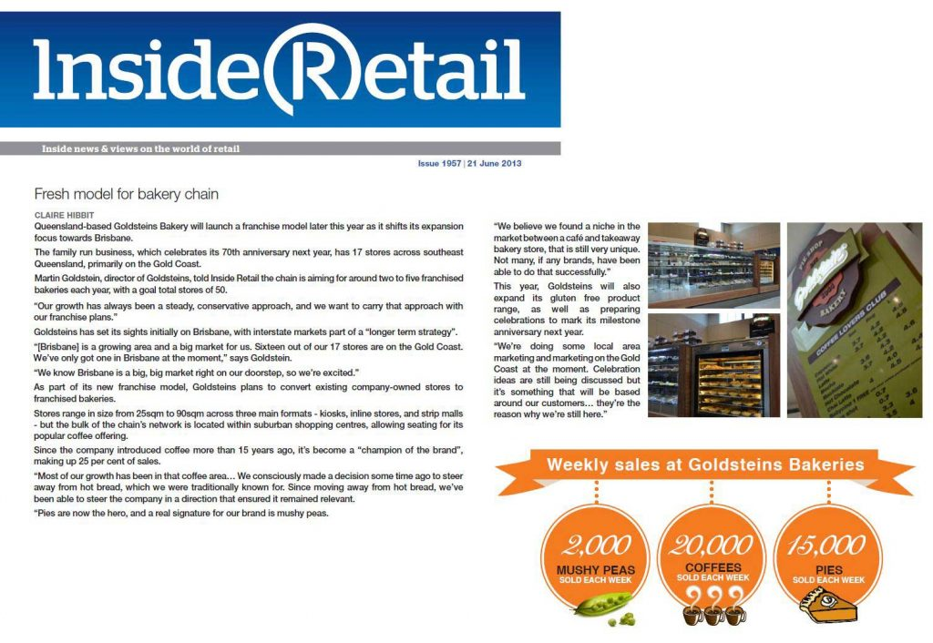 Inside Retail June 2013